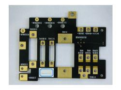 El punto de carga AC manchas de carga pesada de la Junta de Energía cobre Regleta PCB Power Panel