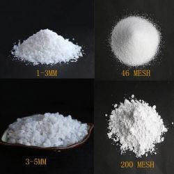 長期安定した供給の処理し難く白い溶かされたアルミナの白の鋼玉石