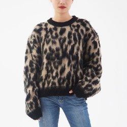 반대로 Pilling 야크 모직 자라목 스웨터 여자 최고 스웨터