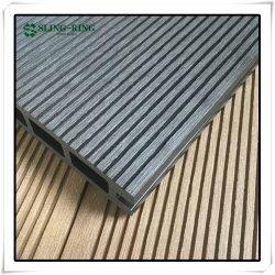 Gelamineerd Anti-UV WPC-buitenpaneel/wandbekleding/PVC-wand Paneel/dek