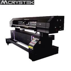 플래그 패브릭 인쇄 기계 I3200/Seiko로 인쇄 기계를 직접 직물 프린트 헤드