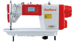 Ss-610 China máquina de coser industriales Lockstitch
