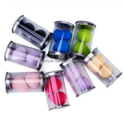 Sans latex non Latex éponge maquillage mélangeurs de gros de produits sous étiquette privée bouffée de maquillage