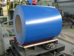 Haute qualité d'acier galvanisé prélaqué bobines avec de bons prix