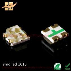 شريحة LED 1615 RGB SMD LED للبيع الساخن شريحة LED الصمام الثنائي الباعث للضوء SMD LED