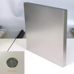 Edelstahl-Aluminiumbienenwabe-zusammengesetztes Panel mit geprägtem oder Spiegel-Ende