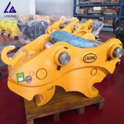 CE быстродействующее сцепное устройство наклона гидравлической быстроразъемной муфты для всех моделей 1Т-35Т водить самосвал экскаватора