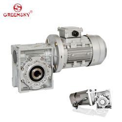 Elektromotor 90 Grad-rechtwinklige Endlosschrauben-Getriebe-Eichhörnchen-Motor Wechselstrom-Gang-Induktions-elektrische Motoren