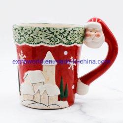 Weihnachtsgeschenke Keramik Dolomit Weihnachten Haus Kaffee Becher