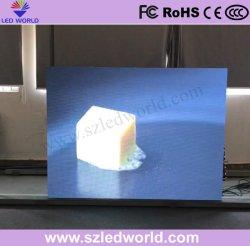 전시 화면 영상을 광고하는 P20 옥외 풀 컬러 LED