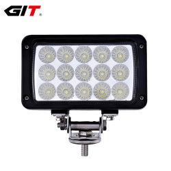 45W 6.6inch площадь пятна под руководством рабочей лампы прожекторов на крыше автомобиля для просёлочных дорог (GT1020-45W)