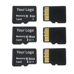 100% реальных возможностей TF индивидуального логотипа карты памяти Micro SD емкостью 1 ГБ 2 ГБ 4 ГБ 8 ГБ 16ГБ карты памяти