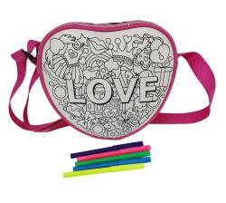 Подарочная упаковка Пакет Детский окраска игрушка DIY Сумка почтальона чертежа