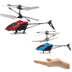 Passez les enfants de l'induction d'aéronefs, petit hélicoptère, jouet pour enfants