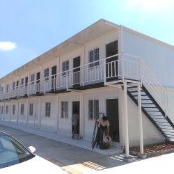 Строительство сборных домов легких стальных вилла компактный размер контейнер на место а также Дизайн Отель и Курорт