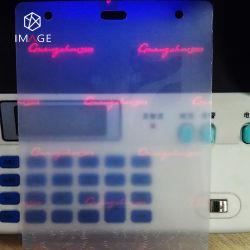 Holograma de segurança do cartão de identificação de laminação de calor Bolsas