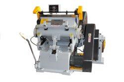Máquinas de corte morrem industrial/caixa máquina de corte/Manual Paper Die Corte e dobra a máquina