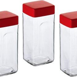 زجاجة تخزين الزجاج المربع الأكثر مبيعًا بأفضل سعر محمول زجاجة زجاجية صافية مربعة