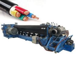 سلك المفتاح الدوار وملف كابل الطاقة بروز خط الإنتاج صناعة معدات ماكينة طرد