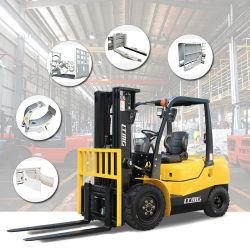 Гидравлическое навесное оборудование погрузчика 2Т 2,5 тонны 3 тонны 3,5 тонны 4 тонны 5 тонны дизельного двигателя вилочного погрузчика с рулоном бумаги зажим/поворотного регулятора/захват для тюков для продажи
