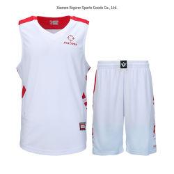 スポーツウェア向けの速乾性バスケットボールジャージー( SGS 品質レポート)