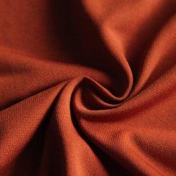 Venta caliente 100% Poliéster TEJIDO Jersey 120gsm Plain teñido de trajes de baño o Bikini/Sportswear/Ropa Interior/Lingerie/Desgaste interno
