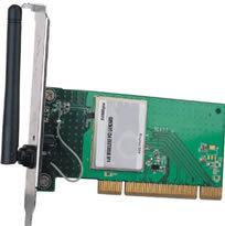 Lancard PCI inalámbrica (SWl-001).