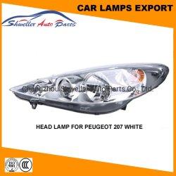 Autolampen Leuchten für Peugeot 207 Scheinwerfer