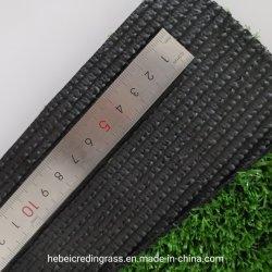 China de Hebei Fábrica de alfombras de césped Césped Artificial Césped Artificial Césped de plástico de 8mm 10mm 20mm 35mm