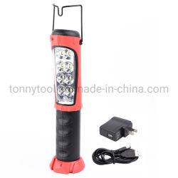 Аккумулятор для магнитной светодиодный индикатор рабочего освещения с помощью фонарика портативного устройства