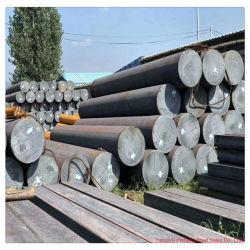 Q235 42 CrMo Ss490 Ss400 Ss400A Ss400b S355jr 10/16/25 مم ساخن فولاذ الكربون المدلفن/البارد للسحب/304 316L 310S 2205 321 904L 316ti قضيب مستدير من الفولاذ المقاوم للصدأ 2507 C276