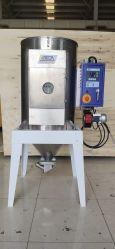 Essiccatore di plastica della tramoggia dell'aria calda per la macchina dello stampaggio ad iniezione