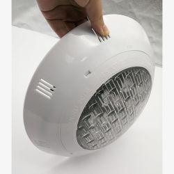 12 فولت IP68 بقوة 12 واط، حوض سباحة تحت الماء، مصابيح LED مع بلاستيك إطار