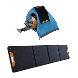Faltbare Solar Panel Charger 200W faltbare Solar-Tasche zum Laden Mobiltelefon