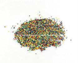 Grondstof van de Partij van de kleur de Plastic Hoofd voor Plastic Injectie