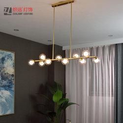 Moderne Schlafzimmer-Leuchter-Beleuchtung-hängende Glaslampe