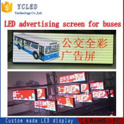 Full Color LED-Display-Bildschirm für Bus Rückwerbung