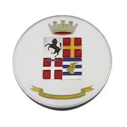 Antike kupferne Decklack-Sport-Mitgliedskarte-Münzen-Medaillen-Münzen-hängender Zoll prägt die Andenken, die stempelt mit Ihrem Firmenzeichen (123)