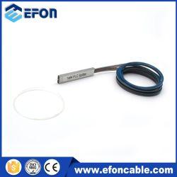 La fabrication de l'approvisionnement CATV 1*64 fibre nue PLC avec ruban fibre sorties doubleur de gamme