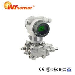 Fernübertragungs-monokristalliner Silikon-Differenzdruck-Fühler mit Hirsch PCM3051s
