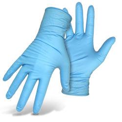 Jetables en latex et de gants chirurgicaux en caoutchouc nitrile pour un examen médical de la Malaisie