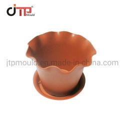 Prix de l'industrie plastique injection moule Maker des éloges nouveau design de mode de pot de fleur de moule en plastique