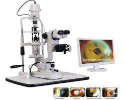 Ampliación del hospital digital de la lámpara de hendidura con cámara (J7D)