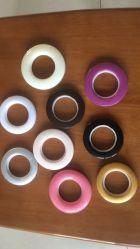 Un design simple et populaire Rideau anneau en plastique d'accessoire / Rideau