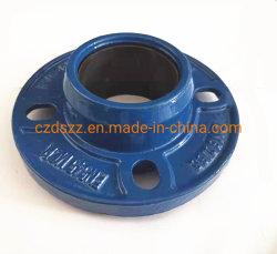 Di en545 GGG50 Gjs Quick Adaptador de flange para PVC /Tubo de PE
