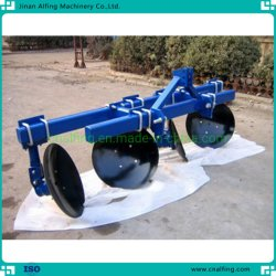 Máquina de gestão pastoral, Ridging arado sulcador