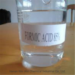 Matières premières chimiques Acide formique 85 %/90 % des séances de bronzage/l'impression textile et de la Teinture