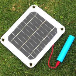 Sonnenkollektor 5W Gleichstromusb-bewegliche Handy-flache Computer-Batterie-faltende Aufladeeinheits-Panel-Fabrik