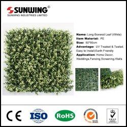 Salice artificiale Rated UV della barriera della rete fissa di 50 X50cm per la decorazione