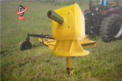 Scatola ingranaggi della trasmissione di OEM/ODM per la falciatrice da giardino della macchina di agricoltura, taglierina rotativa, rotazione Slasher con il certificato del Ce